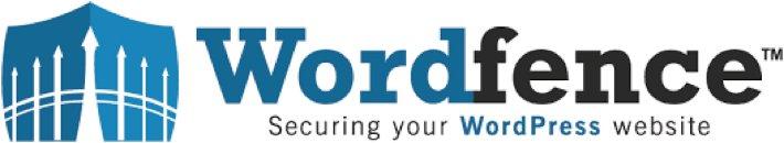 Logo Wordfence - Sikkerhedsplugin til WordPress, der beskytter mod hacking. WPcare